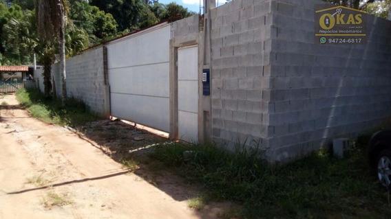 Terreno Residencial À Venda, Jardim Marica, Mogi Das Cruzes. - Te0064