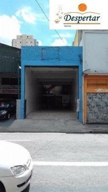 03285 - Galpao, Lapa - São Paulo/sp - 3285