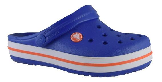 Crocs Crocband Niños Azul