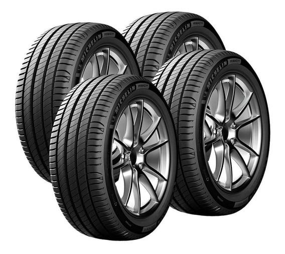 Jogo De 4 Pneus Michelin 205/55r16 Primacy 4 94v Tl Xl