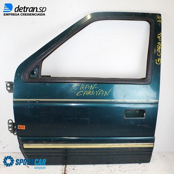 Porta Dianteira Esquerda Grand Caravan 1994 1995 #503