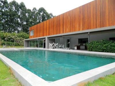 Casa Com 4 Dormitórios À Venda, 780 M² Por R$ 9.200.000 - Fazenda Boa Vista - Fase I - Porto Feliz/sp - Ca1759