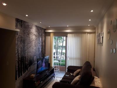 Apartamento Com 2 Dormitórios Para Alugar, 55 M² Por R$ 0/mês - Macedo - Guarulhos/sp - Ap5395