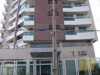 Apartamento Com 2 Dormitórios À Venda, 52 M² Por R$ 257.000 - Gruta De Lourdes - Maceió/al - Ap0441