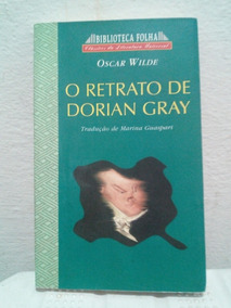 Livro Retrato De Dorian Gray (biblioteca Folha)