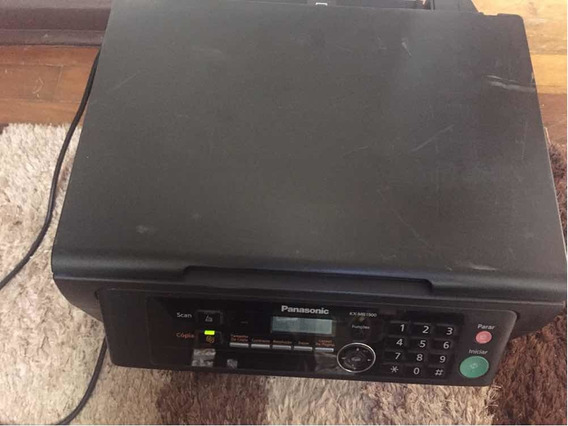 Impressora Multifuncional Panasonic Kx Mb1900 Leia Descricao