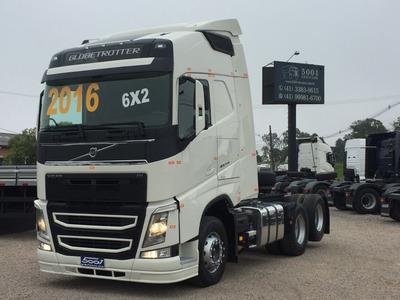 Volvo Fh 460 6x2 Ano 2016 New Modelo Novo
