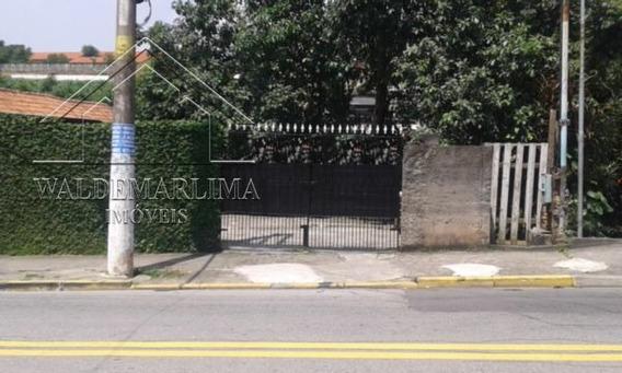 Terreno - Parque Pinheiros - Ref: 5118 - V-5118