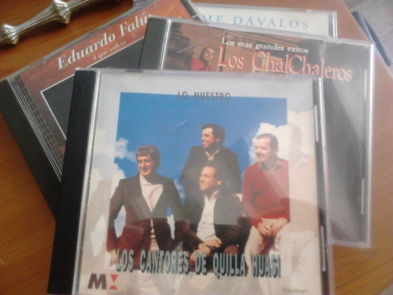 Folklore Argentino- Lote Cds