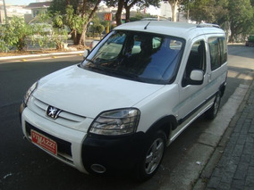 Peugeot Partner 1.6 Escapade 16v Flex 4p Manual