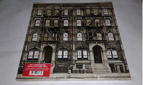 Lp Led Zeppelin Physical Graffiti Vinil Duplo Lacrado Eu