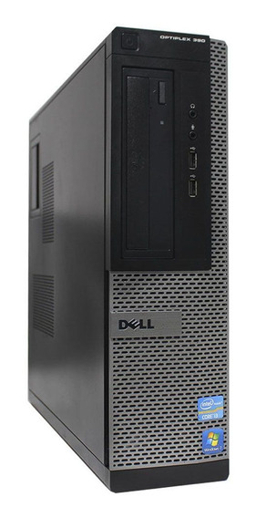 Computador Desktop Dell Optiplex 390 I5 8gb 120ssd