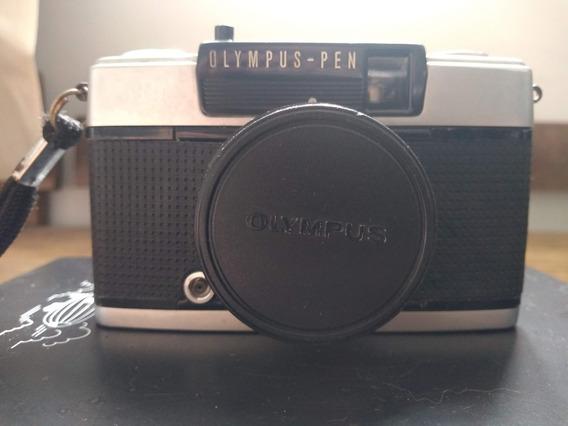Câmera Fotográfica Olympus-pen