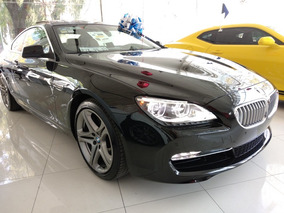 Bmw Serie 6 4.4 650ia Coupe At 2015