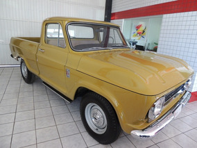 Chevrolet C-10 Pick-up 4.1 2p 1973