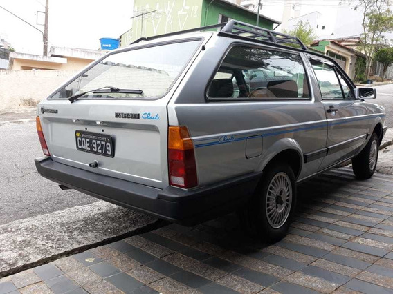 Volkswagen Parati Club