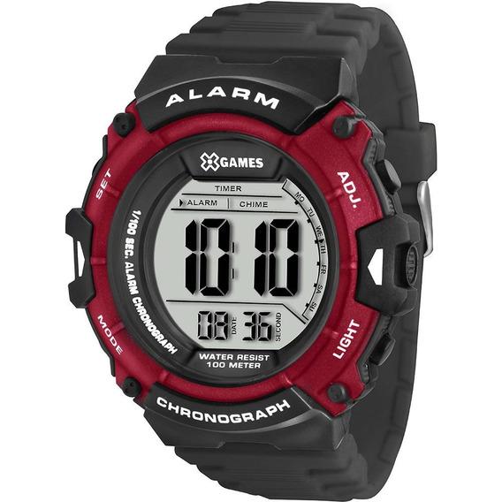 Relógio De Pulso X-games Xmppd330 Bxpx