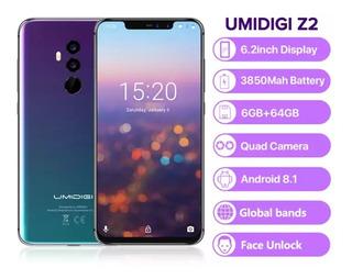 Umidigi Z2 Envio Full 6gb Ram 64gb Rom