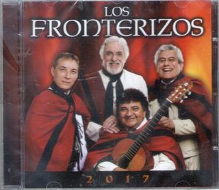 Los Fronterizos - Cd 2017 - Los Chiquibum