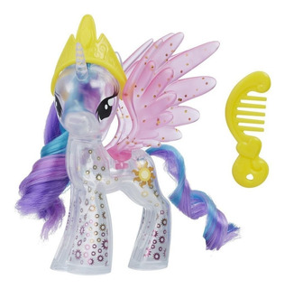My Little Pony Brillante Princess Celestia Glitter Princesa