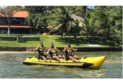 Banana Boat 6 Lugares - Pvc - Zefir