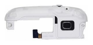 Falante / Conector Fone Galaxy S3 Gt-i9300 Branco Original