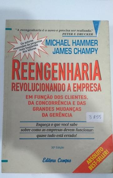 Reengenharia Michael Hammber James Champy - Livro