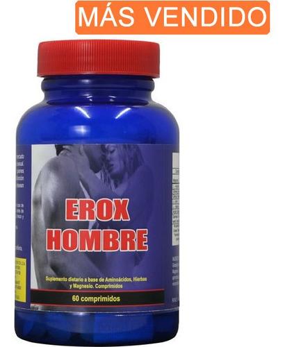 Erox Hombre - X60 Capsulas - Mejor Precio!
