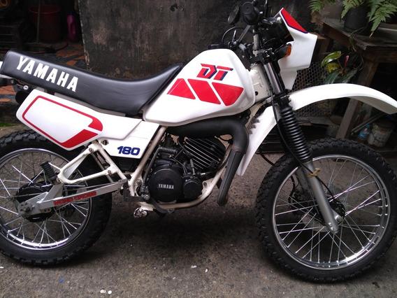 Yamaha Dt 180 Ano 1988