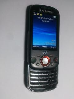 Sony Ericsson Zylo W20 Walkman Desbloqueado Como Nuevo