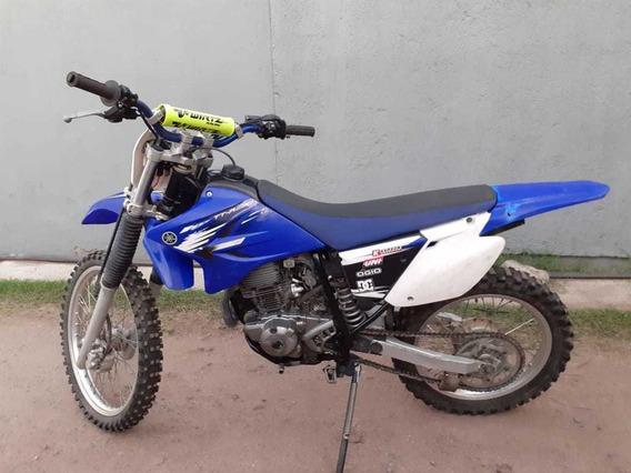 Yamaha Ttr230 Azul