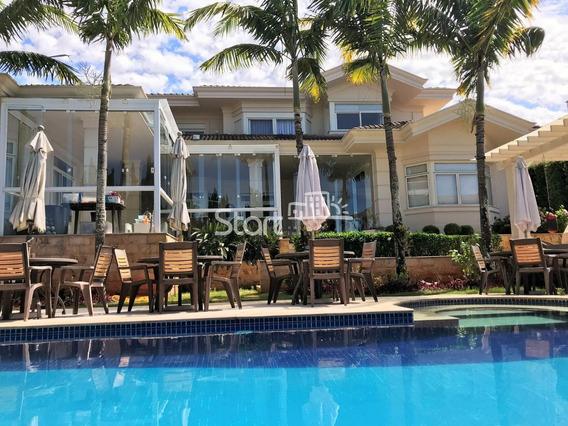 Casa Para Aluguel Em Loteamento Alphaville Campinas - Ca004950