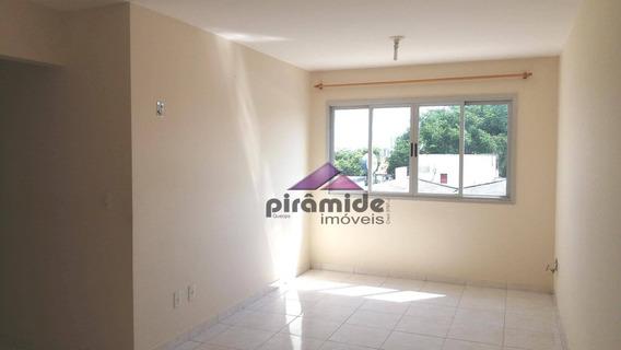 Apartamento Com 2 Dormitórios À Venda, 62 M² Por R$ 260.000,00 - Floradas De São José - São José Dos Campos/sp - Ap8652
