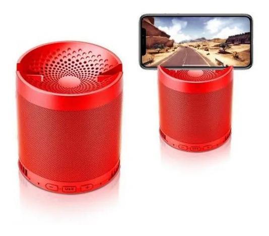 Caixa De Som Multifuncional Wireless Speaker Celular Tablete