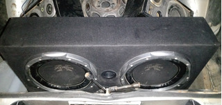 Caja De Sonido Parlantes Xpload 1300w Y 1200w