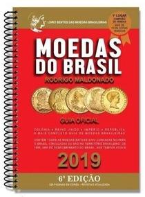 Catálogo De Moedas Do Brasil Bentes - Edição 2019 !!!