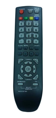 Control Remoto Home Theather Bluray Samsung Alternativo