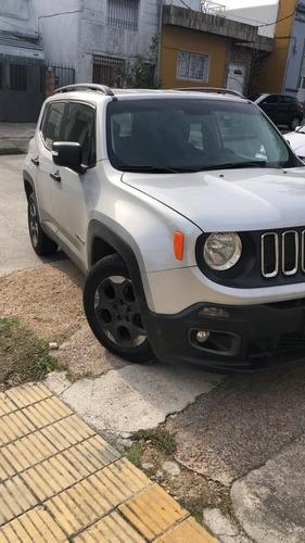 Jeep Renegade 2018 1.8 Sport Flex At 5p