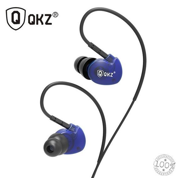 Fone In Ear Qkz Fi Original - Monitor De Palco\retorno X3/x6