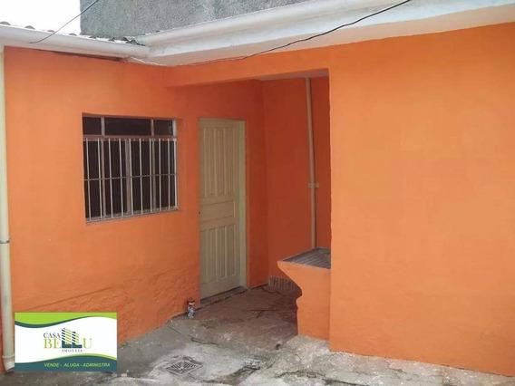 Casa Residencial À Venda, Residencial Casa Grande Ii, Francisco Morato. - Ca0202