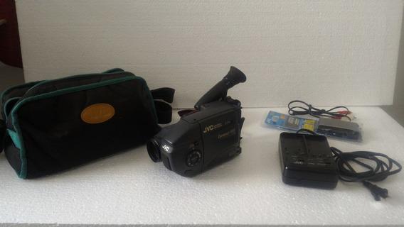 Filmadora Jvc Gr-ax404 Excelente Estado