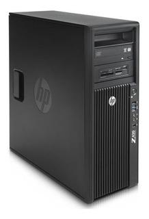 Servidor Hp Z420 64 Gb Ram, 4tb Dd Procesador Xeon,nvidia Sm