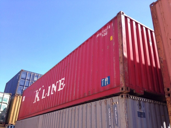 Contenedores Maritimos Secos / Containers 40 S/nacionalizar.
