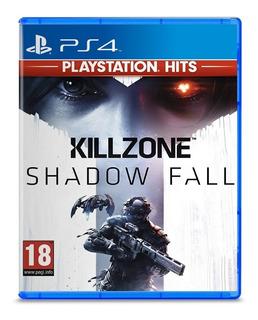 Game Ps4 Killzone Shadow Fall Mídia Física Novo Lacrado