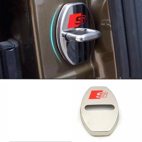 Kit 2 Capas Trava Porta Fechadura Audi A1 A3 A4 A5 A7 A8 Q3