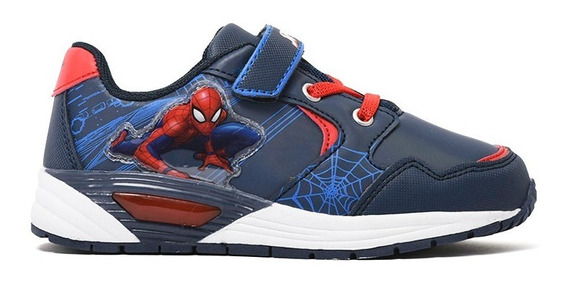 Zapatillas Niño Marvel Spiderman Velcro Light 2019163-sc