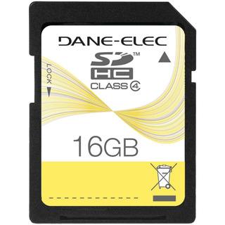 Cartão Memória Dane-elec 16 Gb Sd