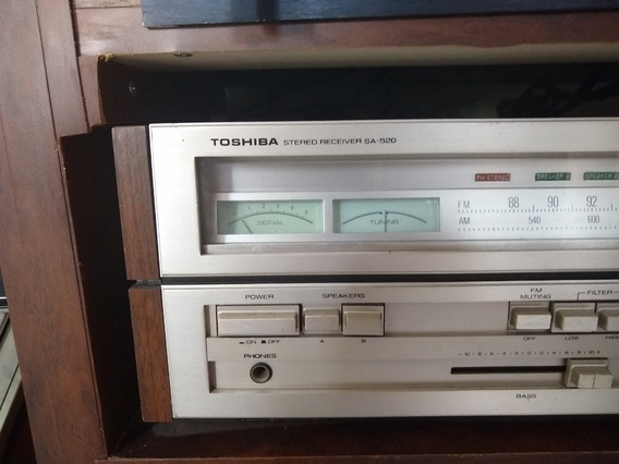 Receiver Toshiba Sa520