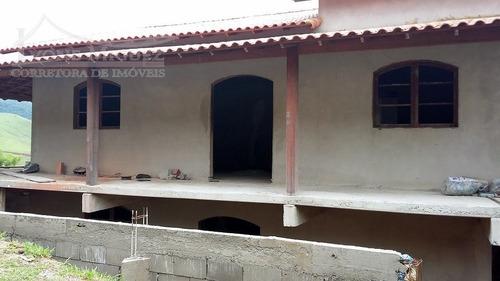 Imagem 1 de 7 de Casa Em Centro  -  Miguel Pereira - 1488