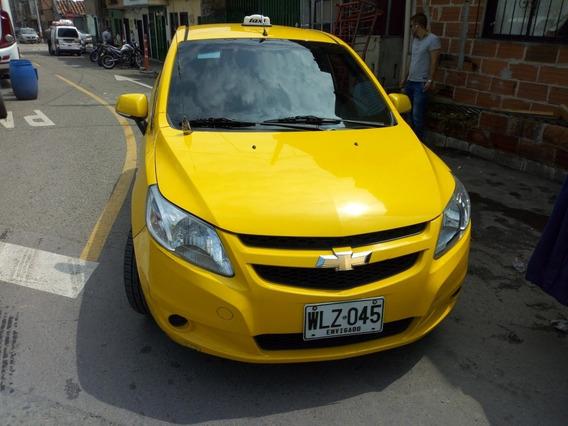 Chevrolet Sail Hb Taxi